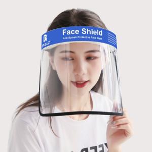 PULUZ Visière de protection avec bande élastique anti-projections et anti-buée SPU4651649-20
