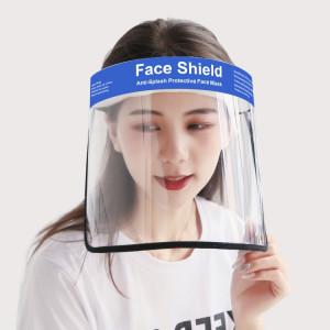 Face Shields Visière de protection anti-projection pour le visage SPU4691816-20