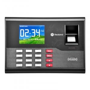 A-C121 2,8 pouces Couleur TFT Screen Fingerprint & RFID Temps Présence, Horloge USB Attendance Horloge de bureau SA20121546-20