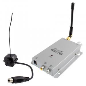Récepteur sans fil de radio de surveillance AV SH04131688-20