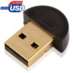 Micro USB 4.0 Adaptateur USB, prise en charge des données vocales (distance de transmission: 30 m) (noir) SH05131938-20