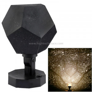Edificatory DIY Seasonal Star Sky Projection Light (Noir) SE15650-20