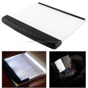 Bright Book Wedge Reading Night Light Panel Lampe de voyage SB22020-20