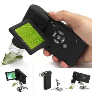 UM039 Microscope numérique avec poignée ACL 300 pouces, 5 mégapixels, LCD, 8 pouces SH45931303-20