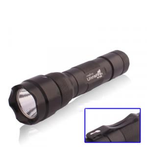 Lampe de poche haute luminosité WF-502B UltraFire, 1 LED T6, compatible avec Li-18650 SH80731708-20