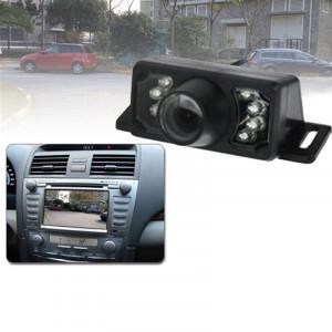 Vue arrière infrarouge filaire de la lentille IR de vision nocturne infrarouge imperméable à l'eau de 7 LED, avec la balance, support installé dans le navigateur de voiture ou le moniteur de voiture de voiture, grand SH02531023-20