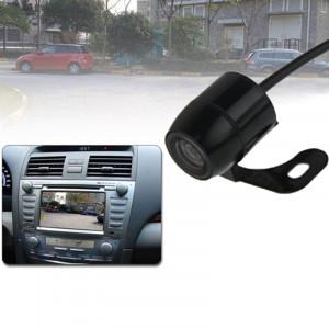 Caméra de vision arrière filaire papillon DVD étanche, support installé dans le navigateur de voiture DVD ou moniteur de voiture, angle de vision large: 170 degrés (YX003) (noir) SH02561558-20