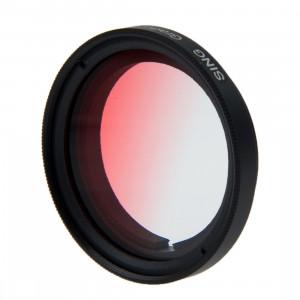 Filtre à densité neutre gradué pour DJI Phantom 3 (rouge) SH039R1408-20