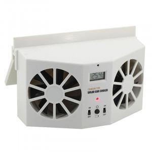 Radiateur frais de système de ventilation de refroidisseur de fan de ventilation automatique d'air de voiture de 2W, avec l'affichage de la température SR1020104-20