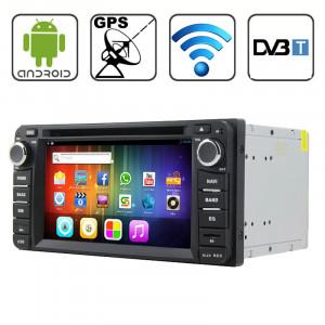 Rungrace 6,2 pouces Android 4.2 Multi-Touch écran capacitif lecteur DVD de voiture pour TOYOTA avec WiFi / GPS / RDS / IPOD / Bluetooth / DVB-T SR3154195-20