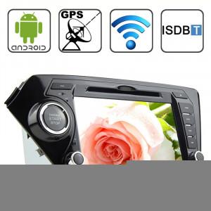 Rungrace 8,0 pouces Android 4.2 Multi-Touch écran capacitif lecteur DVD de voiture pour KIA K2 avec WiFi / GPS / RDS / IPOD / Bluetooth / ISDB-T SR3163200-20