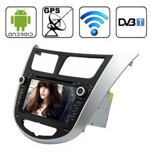 Rungrace 7.0 Android 4.2 Multi-Touch écran capacitif Lecteur DVD de voiture pour Hyundai Verna avec WiFi / GPS / RDS / IPOD / Bluetooth / DVB-T SR31701969-20
