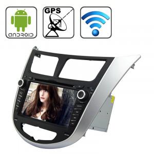 Rungrace 7,0 pouces Android 4.2 Multi-Touch écran capacitif lecteur DVD de voiture pour Hyundai Verna avec WiFi / GPS / RDS / IPOD / Bluetooth SR31721336-20