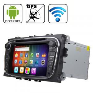 Rungrace 7,0 pouces Android 4.2 Multi-Touch Écran capacitif In-Dash Lecteur DVD de voiture pour Mondeo avec WiFi / GPS / RDS / IPOD / Bluetooth SR31961013-20