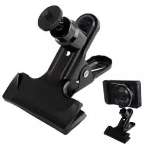 Support de pince pivotant pour caméra de fond de studio (noir) SH0200201-20