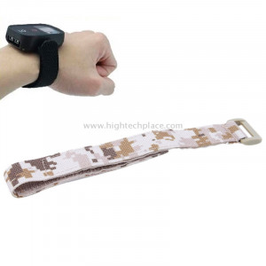 TMC Nylon + Velcro Ceinture de brassard pour poignet à main pour GoPro Hero 4 / 3+ / 3 Remote ST302B0-20