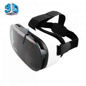 Verres visuels 3D de réalité virtuelle universelle de FIIT VR pour des téléphones intelligents de 4 à 6 pouces SF00221333-20