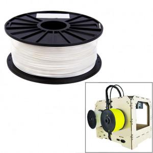 Filament pour imprimante 3D PLA 1,75 mm (blanc) SH025W1553-20