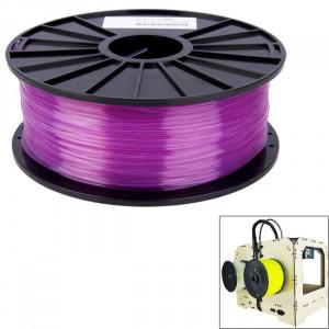 Imprimantes 3D transparentes PLA 3.0 mm, environ 115m (violet) SH031P1104-20