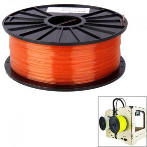 Imprimantes 3D transparentes PLA 3.0 mm, environ 115m (rouge) SH031R1232-20