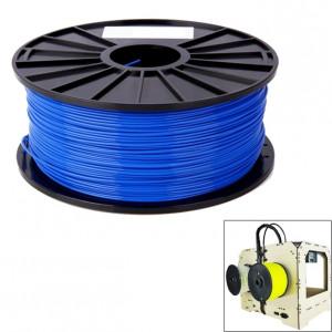 Filaments d'imprimante 3D couleur série ABS 1,75 mm, environ 395 m (bleu) SH040L376-20