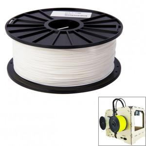 Filaments d'imprimante 3D couleur série ABS 1,75 mm, environ 395 m (blanc) SH040W1045-20