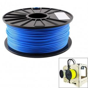 Filaments d'imprimante 3D fluorescents d'ABS 3.0 millimètres, environ 135m (bleu) SH045L219-20