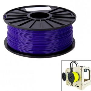 Filaments 3D pour imprimantes couleur série PLA 3,0 mm, environ 115 m (violet) SH048P292-20