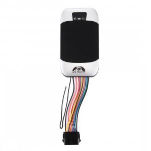 GPS303F GSM / GPRS / GPS Tracker avec télécommande / Alarme hors tension / ACC Alarme de travail / Couper l'huile et le système d'alimentation / Alarme de carburant / Alarme sans GSM Réseau / Fonctions SG00181053-20