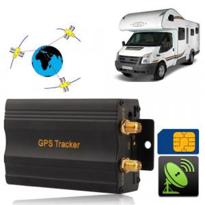 Système de suivi de véhicule de GSM / GPRS / GPS, mémoire de carte de soutien de TF, bande: 850/900/1800 / 1900Mhz SS126A1993-20