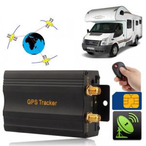Système de suivi de véhicule de GSM / GPRS / GPS avec à télécommande (coupez l'huile et le circuit), mémoire de carte de soutien de TF, bande: 850/900/1800 / 1900Mhz SS126B848-20