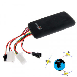 Pratique GPS / GSM / GPRS Tracker Véhicule Tracker Localisateur de voiture Localiser Track Monitor Tracking Device SP01311479-20