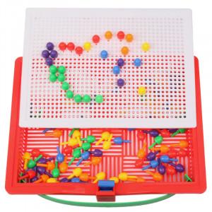 120pcs enfants en plastique puzzle spile jouet SH01211583-20