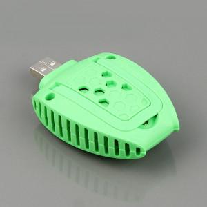 Tueur de moustique électrique alimenté par USB portatif (vert) ST963G934-20