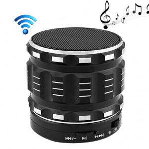 S28 Enceinte portable stéréo Bluetooth avec fonction mains libres (noir) SH028B1099-20
