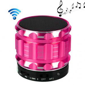 S28 Enceinte portable stéréo Bluetooth avec fonction mains libres (Magenta) SH028M641-20
