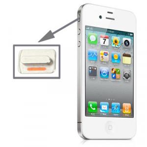 Bouton de commutateur de sourdine de haute qualité pour iPhone 4S SB0739205-20