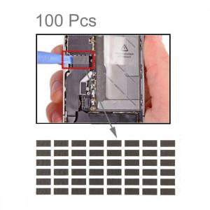 100 PCS iPartsAcheter pour iPhone 4S Dock Plug Flex Câble Eponge S10803442-20