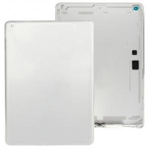 iPartsBuy Version Originale Version WLAN Remplacement Couverture Arrière / Panneau Arrière pour iPad Air (Sliver) SI00091855-20