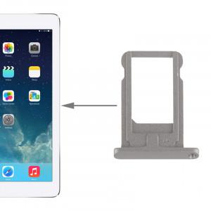 iPartsAcheter pour iPad Air Titulaire de la carte SIM d'origine (Gris) SI716B631-20