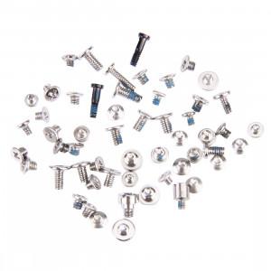 52 PCS Full Screws Set Kit réparation pièces de rechange pour iPhone 5 (noir) S50327812-20
