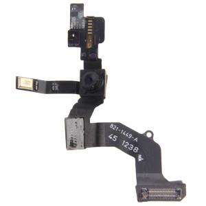 iPartsBuy Original caméra frontale avec câble Flex Sensor pour iPhone 5 (noir) SI07301171-20