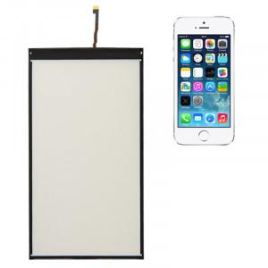 LCD Display Backlight Film / LCD Rétro-Éclairage Unité Module Pièce de Rechange pour iPhone 5 (Noir) SL21911851-20