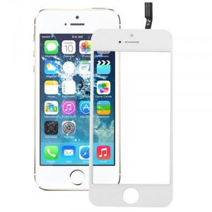 iPartsBuy Câble écran tactile pour iPhone 5C et 5S (Blanc) SI698W1584-20