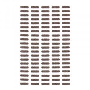Bloc de coton de conduction électrique d'écran tactile de 100 PCS pour l'iPhone 5 SB8104450-20