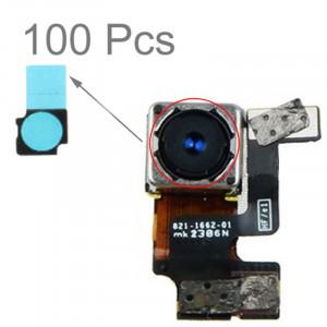 Bloc de coton 100 PCS pour l'appareil photo arrière de l'iPhone 5 SB8105968-20
