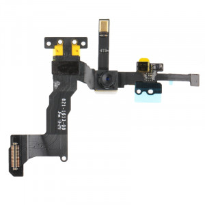 iPartsBuy 2 en 1 pour iPhone 5C Original Front Camera + Original Flex Câble Flex SI0018526-20