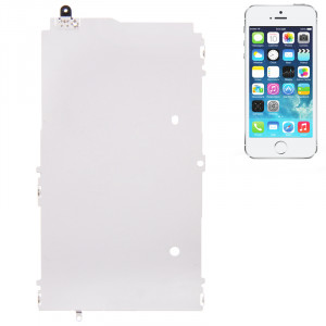 iPartsBuy pour iPhone 5S Iron LCD Middle Board (Argent) SI002815-20