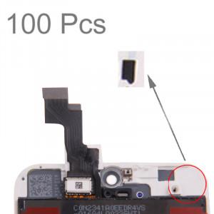 100 PCS pour iPhone 5S LCD Digitizer Assemblée Autocollant S101001607-20