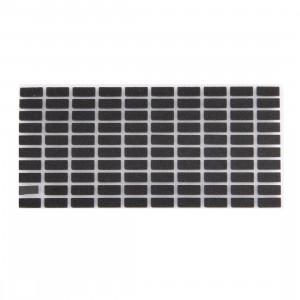100 PCS pour la protection de mousse d'éponge de câble de câble de base de dos de l'iPhone 5S S101101021-20